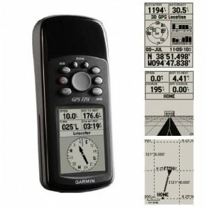 GARMIN GPS 72H ЗА ИЗМЕРВАНЕ НА ПЛОЩИ