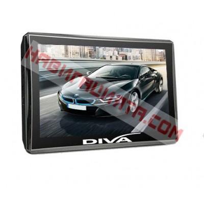GPS НАВИГАЦИЯ DIVA 5018 HD EU 800 MHZ 256 RAM 8GB
