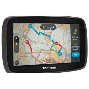 GPS НАВИГАЦИЯ TOMTOM GO 51 WORLD LIFETIME UPDATE