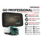 GPS НАВИГАЦИЯ ЗА КАМИОН TOMTOM GO PROFESSIONAL 620 WI-FI, BLUETOOTH, LIFETIME