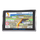 *GPS НАВИГАЦИЯ WEST ROAD WR-4084S FMHD EU 800MHZ