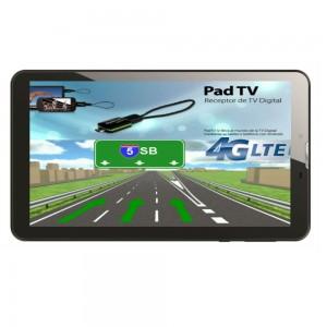 4G Таблет DIVA M704G, 7″ HD, Quad Core с Навигация Европа и TV Тунер