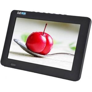 """9"""" портативен телевизор с цифров тунер DVB-T2 Smart Technology TV9, 9 инча, Мултимедия"""
