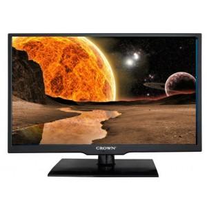 """20"""" TV LED LCD CROWN 20111 12-220V"""