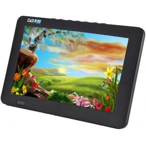 """7"""" портативен телевизор с цифров тунер DVB-T2 Smart Technology ST-7, 7 инча, Мултимедия"""