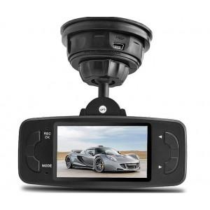 ВИДЕОРЕГИСТРАТОР FULL HD DVR С GPS G-SENSOR И СУПЕР НОЩЕН РЕЖИМ GS9000
