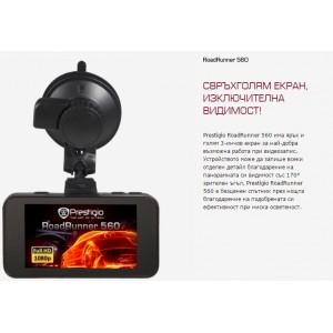 ВИДЕОРЕГИСТРАТОР PRESTIGIO ROADRUNNER PCDVRR560