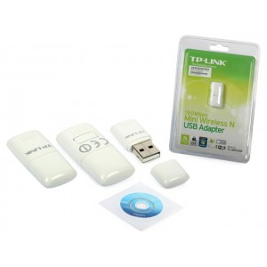 БЕЗЖИЧЕН USB АДАПТЕР TP-LINK TL-WN723N